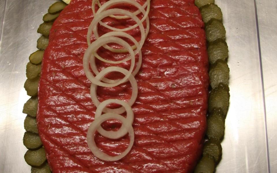 Tatarski biftek